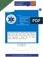 Paramédico - Módulo 2 - Bloque 2