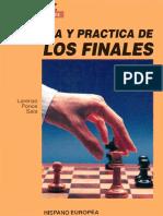 Teoria y Practica de Los Finales Lorenzo Ponce