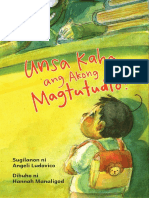 Week 1 SB - Unsa Kaha Ang Akong Magtutudlo (What if My Teacher is Scary)