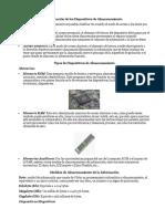 Dispositivos de Almacenamiento, Formats de Audio y Video