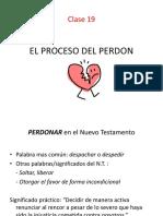 17. EL PROCESO DEL PERDON. CLASE 19..pptx