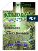 Draft Buku Matematika MTs