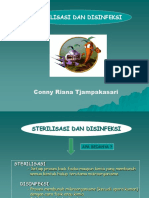 Sterilisasi & Disinfeksi Akbid ' 04