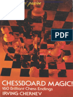 Chessboard Magici Irving Chernev
