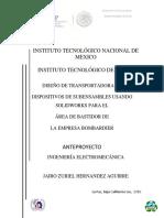 Proyecto Transportadora