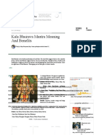 Kala Bhairava Mantra Meaning And Benefits.pdf