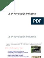 La 2ª Revolución industrial