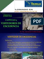 CAPITULO 5 - Vertedores de Excedencia