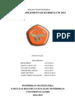 Makalah Kel. 5 Telaah Revisi Final