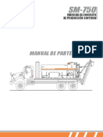 Manual de Partes Sm-750