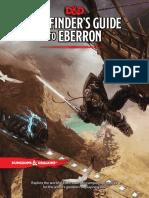 Wayfinders Guide to Eberron | World Of Eberron | Dungeons & Dragons