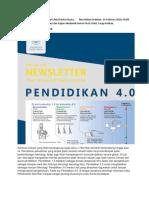 Newsletter PIKA