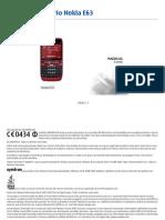 Manual E63