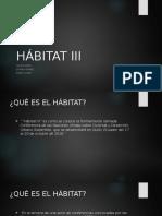 Hábitat III