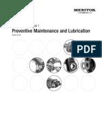 Meritor Preventive Maintenance Manual