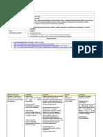 Planificacion de Suma y Resta de Fracciones (1)