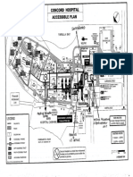 Concord Hospital Site Map