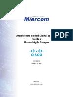 Arquitectura Red Digital Cisco