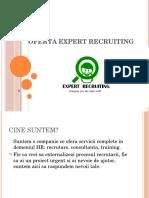 Oferta Expert Recruiting