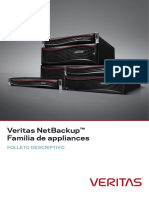 310 CASTELLANO Veritas NetBackup Appliance Family Brochure SL
