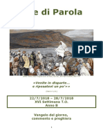 Sete di Parola - XVI Settimana T.O., anno B.doc