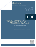 Waring&Ramkumar.iinvestment Insights.forecasting Fund Manager Alphas