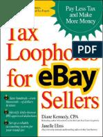 Tax Loopholes For eBay Sellers..pdf