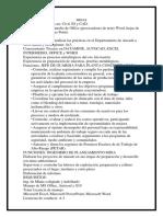 Requisitos en Mineria - Ambiental