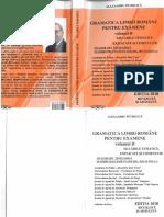 Alexandru Petricica Gramatica Limbii Romane Pentru Examene 2018 Volum 2