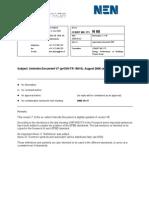 TR15615-CEN-BT-WG173-N68 Umbrella Document V7 Excl Annex D