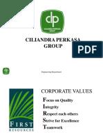 Clp Pom Overview - Thj