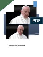 Bergoglio y Prejuicio