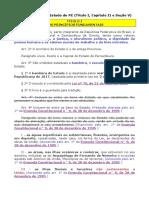 11 Constituição Do Estado de PE