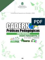 12 Cadernos de Prátcas Pedagógicas 2 - 6 e 7