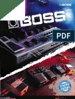 Boss Catalog 2008
