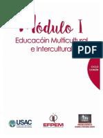 Modulo 1 Educ Multicultural