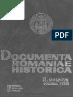 A, 28, Documenta Romaniae Historica, Moldova, 1645-1646