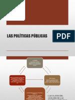 Concepto de Políticas Públicas