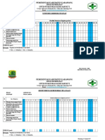 Checklist Monitoring Ruangan Puskesmas New 2017