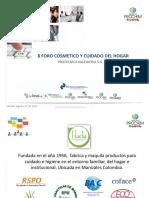 8 Foro Cosmética y Cuidado del Hogar Protecnica Ingenieria 2015.pdf
