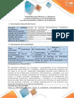 Guía de Actividades y Rúbrica de Evaluación - Actividad 3 - Realizar Un Resumen Analítico