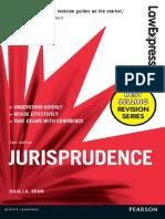 Law Express Jurisprudence Second Edition