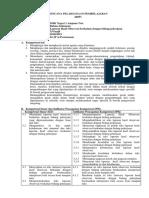 RPP laporan hasil observasi