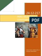 Monografia Peru Milenario