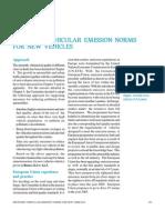 Emission Norms