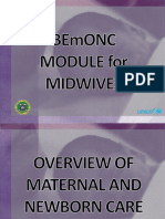 1_ Overview of Maternal and Newborn Care
