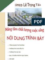 Tài liệu Giới thiệu dự án Geleximco Lê Trọng Tấn - Tải ngay!