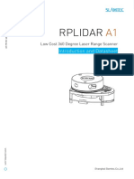 Rplidar a1m8 360 Degree Laser Scanner Development Kit Datasheet 1