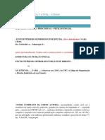 01 - Caso Concreto - Prática Simulada v (Civil)