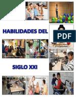Collage de Habilidades Del Siglo XXI.